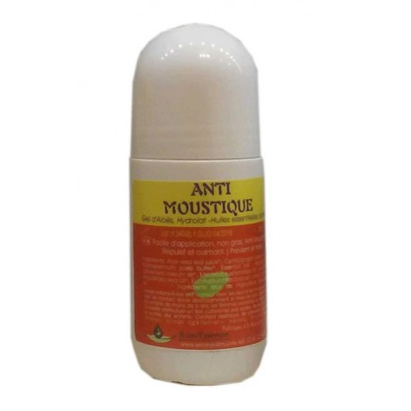 Anti-Moustique roll on 70 ml