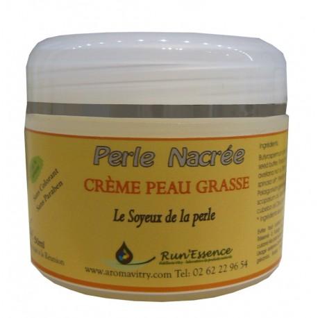 Crème Perle nacrée Peau grasse