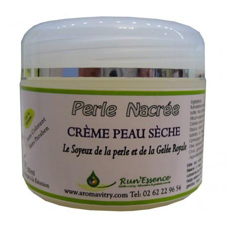 Crème Perle nacrée Peau sèche
