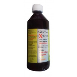 Minceur express 100% d'actif naturel 530 ml