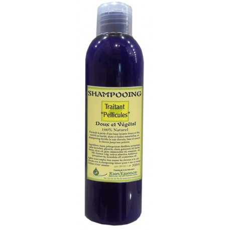 Shampooing anti-pelliculaire 200 ml