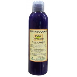 Shampooing pour cheveux gras 200 ml