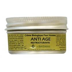 Crème biologique Anti-âge homme 50 ml