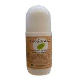 Déodorant 100 % naturel - roll on 75ml - Femme