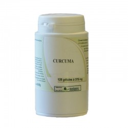 Curcuma 125 gélules