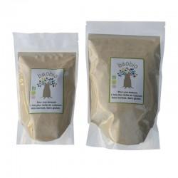 Baobio 200 et 400 g