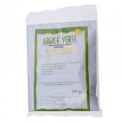 Argile verte surfine 100 % natuelle et minérale 250 g