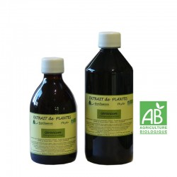 Géranium 310 ou 530 ml