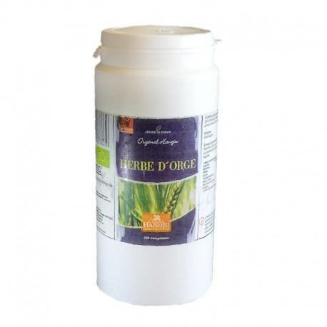 Jus d'orge 250 comprimés à 500 ml