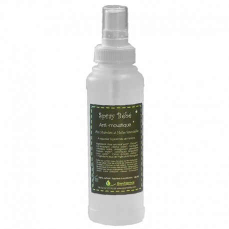 Anti moustique Spray Bébé 140 ml