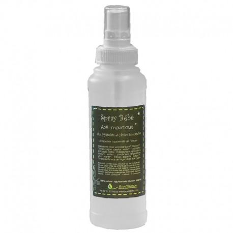 Anti moustique Spray Bébé 140 ml