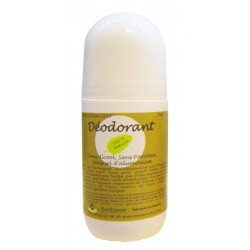 Déodorant Homme 100 % naturel - roll on75ml