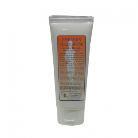 Emulsion thermogène 100 ml