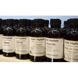 Huile végétale Carthame - 55 ml