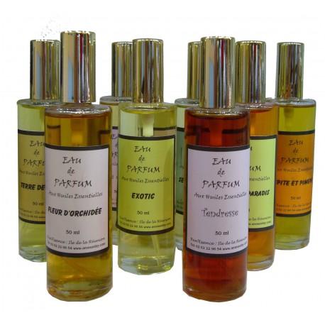 Eau Parf. Secret des Iles 50 ml