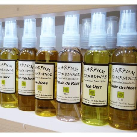Géranium Rosat - Parfum d'ambiance 80 ml