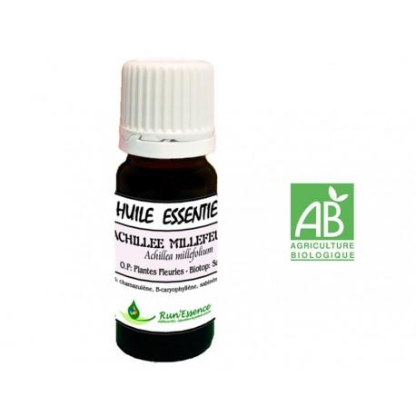 huile essentielle Achillée millefeuille