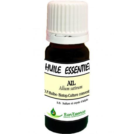 Ail 10 ml - Allium sativum