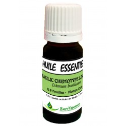 Basilic chémotype Linanol 10ml - Ocimum basilicum cht linalol