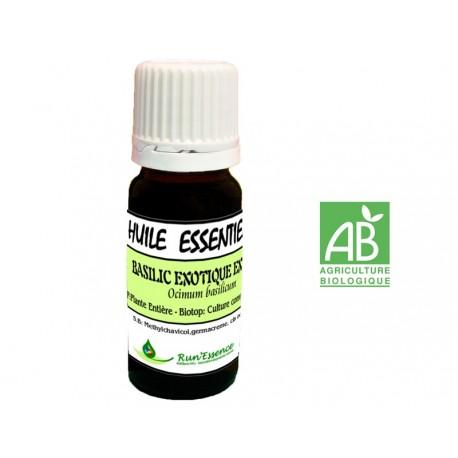 Basilic Exotique Extra 10ml AB - Ocimum Basilicum