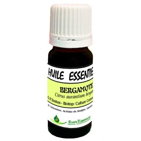 Bergamote 10ml - Citrus aurantium bergamia
