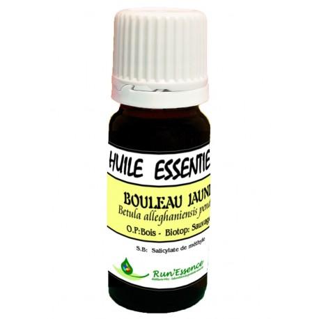 Bouleau Jaune 10 ml - Betula alleganensis pendula