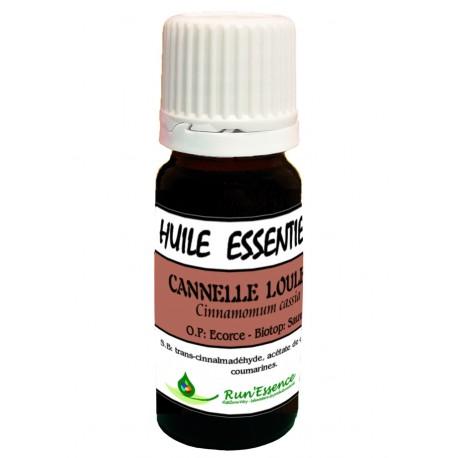 Cannelle Louleirii écorce 5ml - Cinnamomum louleirii
