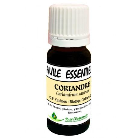 Coriandre 10ml - Coriandrum sativum