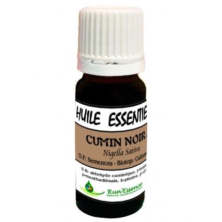 Cumin Noir (nigelle) 5ml - Nigella sativa