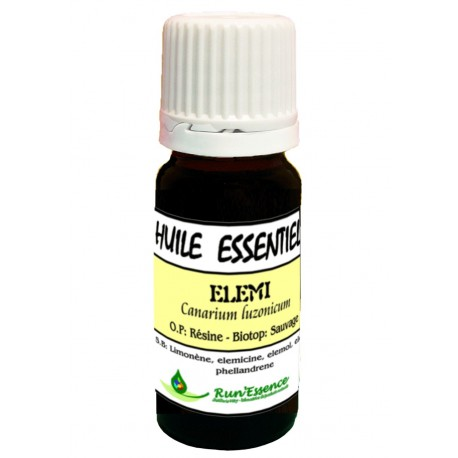 Elémi 10ml - canarium luzonicum