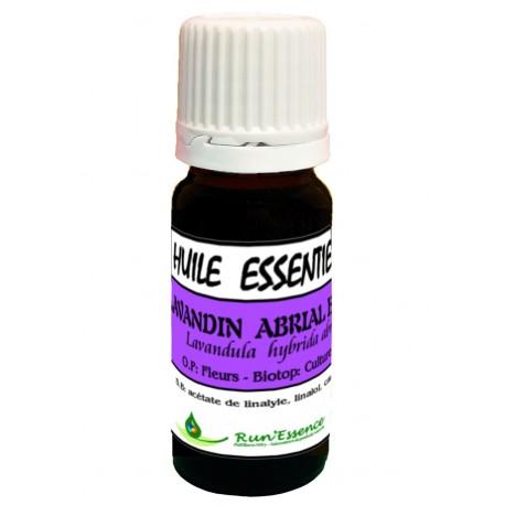 Lavandin Abrial extra 10ml - Lavandula hybrida abrial