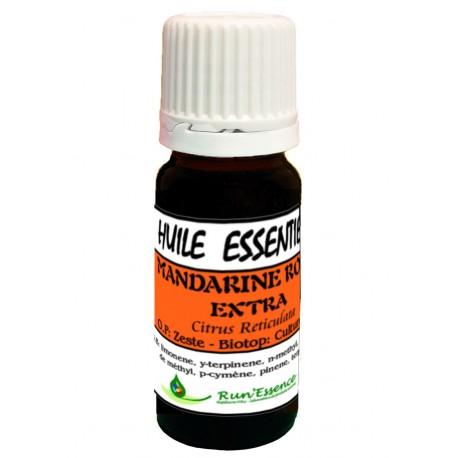 Mandarine rouge Extra 10ml - Citrus reticulata