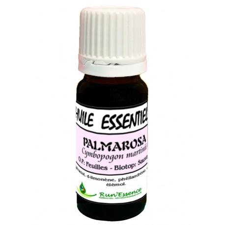 Palmarosa 10ml - Cymbopogon martinii