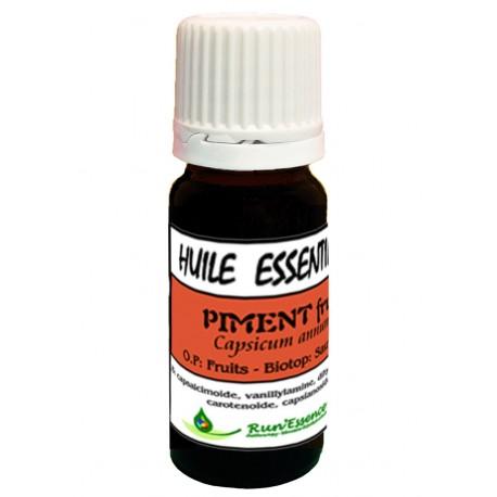 Piment fruit 10ml - Capsicum annum