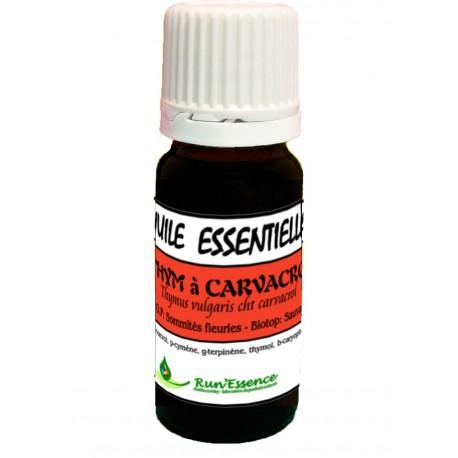 Thym à Carvacrol 5ml - Thymus vulgaris cht carvacrol