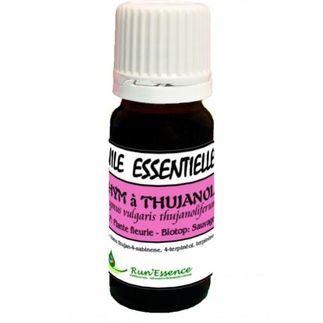 Thym Vulgaire à Thujanol 5ml - Thymus vulgaris Cht thujanol