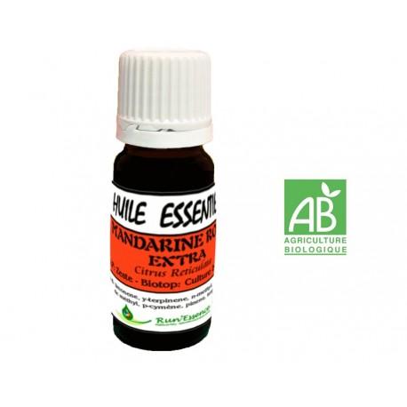 Mandarine rouge Extra 10ml AB - Citrus reticulata