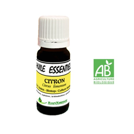 Citron 10ml AB - Citrus limonum