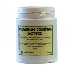 Charbon végétal activé en poudre 100 gr