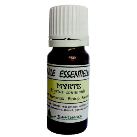 Myrte Rouge 10ml - Myrtus communis