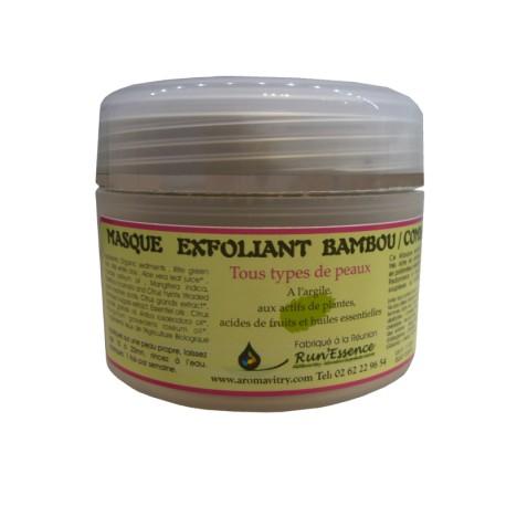 Masque Exfoliant Bambou/Combava