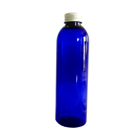 5 Flacon PET bleu nuit 200 ml