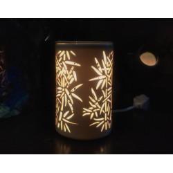 Diffuseur motifBAMBOU»par chaleur douce en céramique