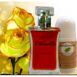 Eaux de Parfum L'étincelle + Déodorant