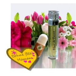 Eau de parfum Orchidéa + Déodorant aux HE