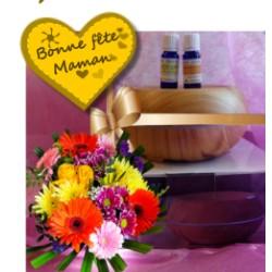 Diffuseur Woody + 2 huiles essentielles offertes - Offre fête des mères