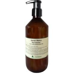 Savon Mains Run Bacter aux huiles essentielles Bio 500 ml