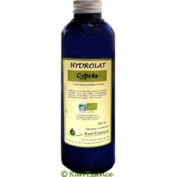 Hydrolat Cyprès 200 ou 1000 ml AB