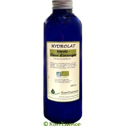 Hydrolat Néroli /petit grain bigaradier 200 ml