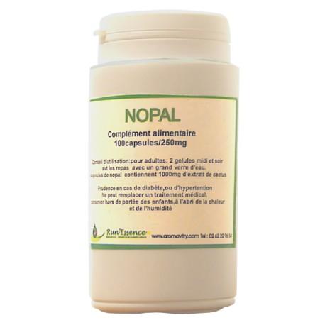 Nopal - 100 capsules